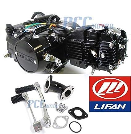 Amazon Com 45l Lifan 125cc Motor Dirt Bike Engine Basic 125m B En18