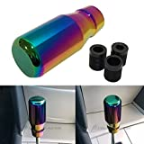 is300 shift knob automatic - Metal NEO Chrome Rainbow Manual Transmission Speed 5 6 Sport Gear Stick Shift Knob JDM Style Auto Shifter Console Lever