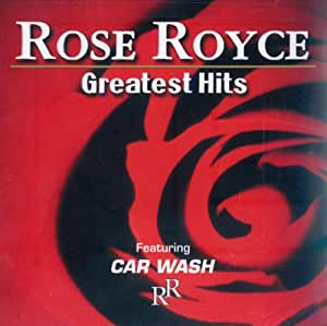 Rose Royce Rose Royce Greatest Hits Live Prime Cuts
