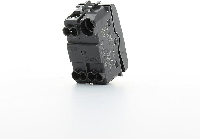 Gewiss GW12001 Nero 1P interruttore