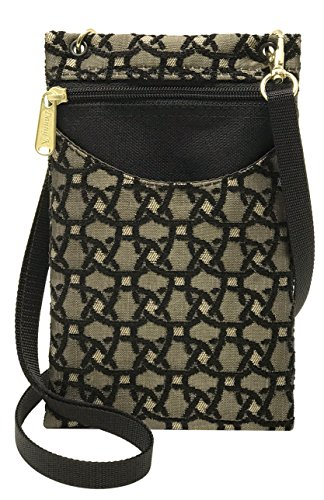- Danny K Women's Tapestry Crossbody Cell Phone or Passport Purse, Handmade in USA (OLYMPIC)