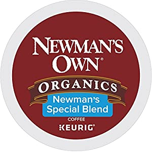 Newman S Own Coffee K Cups