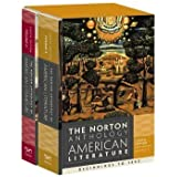 Amazon Com The Norton Anthology Of American Literature