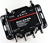 Motorola Signal Booster 4-Port Cable Modem TV