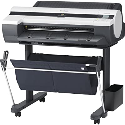 "3034B002 iPF605 24"""""""" Printer with stand Canon Large Format Tech Graphics Printer"