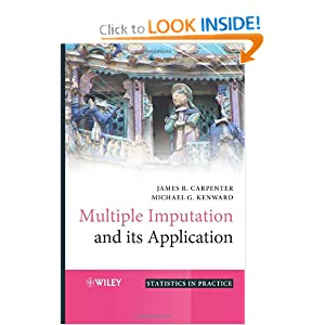 Multiple Imputation and its Application (Statistics in Practice) James Carpenter and Michael Kenward
