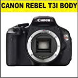 Canon Rebel T3i 18 MP Body (Broken Kit Box) w/ Supplied Manufacturer Accessories + 3 Year Celltime Warranty!!
