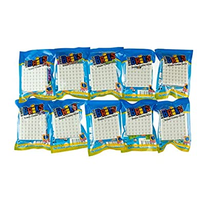 Classic Briks 10 Pack of Party Favor Fillers - Handout a Healthy Alternative to Candy: Garden & Outdoor