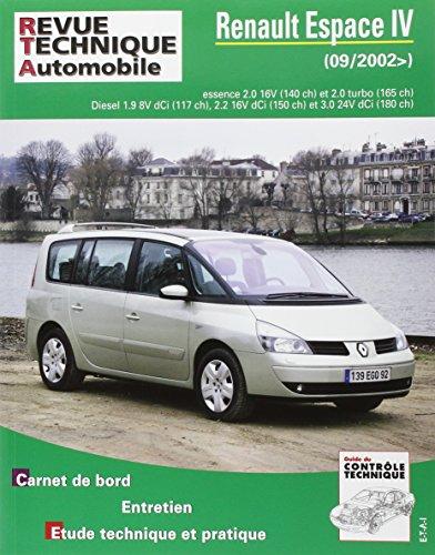 Price comparison product image Tap N 419 Renault Espace IV (09 / 2002 --->)