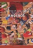 capa de Caderno de Notas Para O Treinador de Andebol
