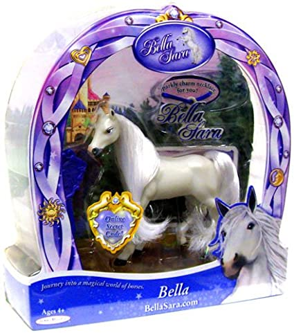 Amazon Bella Sara Horses 5 Inch Action Figure Bella Toys Games