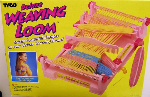tyco-deluxe-weaving-loom-3-shuttle-1994