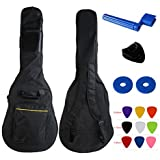 Acoustic and Classical Guitars Gig Bag Full...