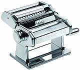 Marcato 073201 Atlas 150 Manual Pasta Machine, 8-1/4 by 6-Inch