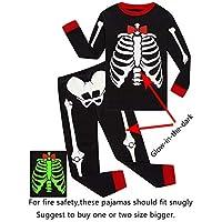 Choco Moon Halloween Pajamas for Boys Girls Pjs