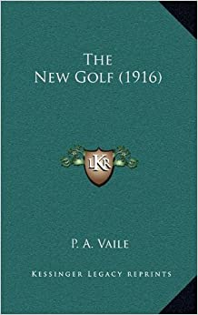 Book The New Golf (1916)