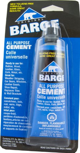 Cork Cement - Springfield Leather Company's Barge All-purpose Cement 2oz