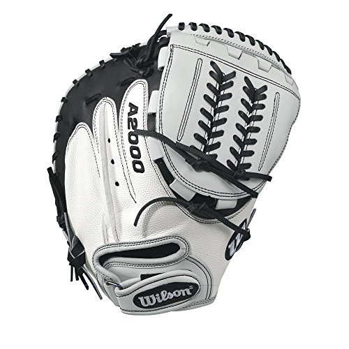 Wilson A2000 CM34 SuperSkin Catchers Mitt
