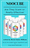 Noocube Brain Pills: Are they scam or Really Effective?: Noocube Brain Pills for memory, adult, kids or alzheimer's: Reviews, supplement results with real user discussions & effect on brain