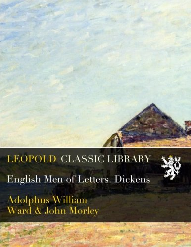 Download English Men of Letters. Dickens pdf