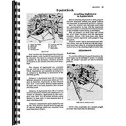 John Deere 1010 Crawler Operators Manual