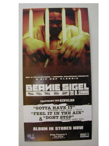 beanie sigel poster