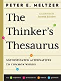The Thinker's Thesaurus, Peter E. Meltzer, 0393078248