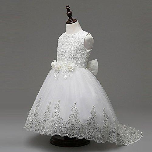 LuxBene(TM)BS#S Girls Party Dress Kids New Designer Children Teenagers Prom Party Ceremonies Gowns Dresses Birthday Princess Dress B01MCXJ6YG  6T