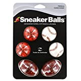 Sof Sole Sneaker Balls shoe Deodorizers, Sports, 6 Pack | amazon.com