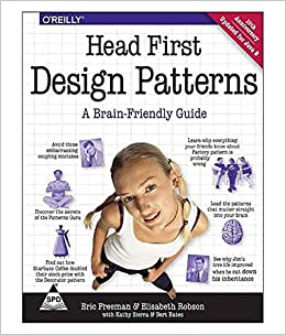 Head First Design Patterns Book Price