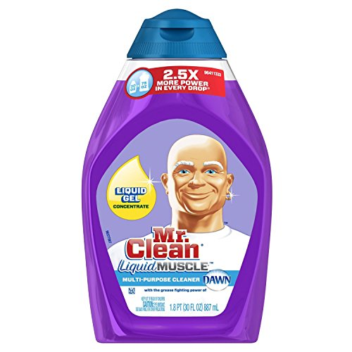 2 Pk. Mr. Clean Liquid Muscle All Purpose Surface Cleaner Wi