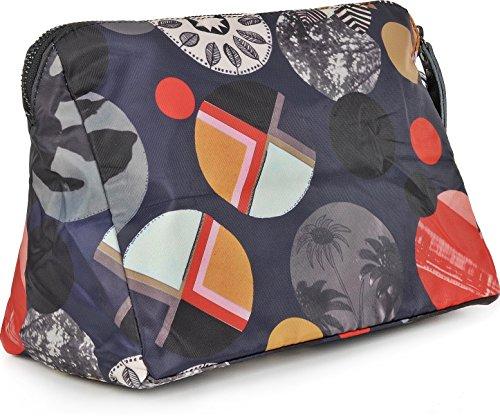 BECKSÖNDERGAARD, Damen Handtaschen, Kosmetik-Taschen, Kultur-Beutel, Multi, 30 x 17,5 x 14,5 cm (B x H x T)