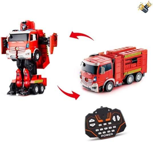 XLQ - Robot VLL0102. Camión de Bombero - Robot.