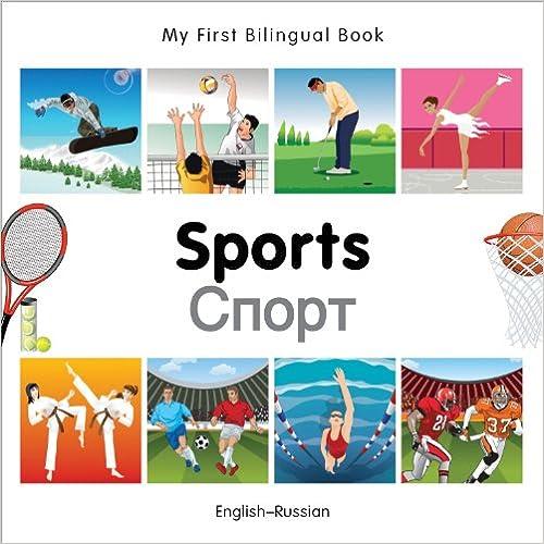 English-Russian My First Bilingual Book-Sports