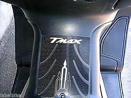 Adhesivo 3D Protección Estribo Tmax Compatible para Scooter ...