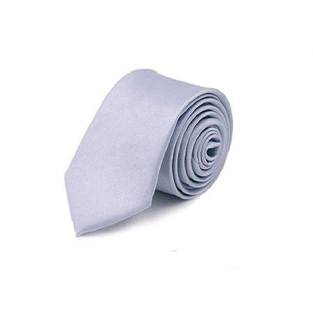 DAGUAISHOU Corbata para Hombre Corbata Delgada Corbata De Color ...