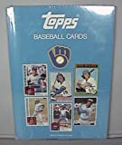 Topps Milwaukee Brewers Baseball, Topps Co. Staff, 0843124512