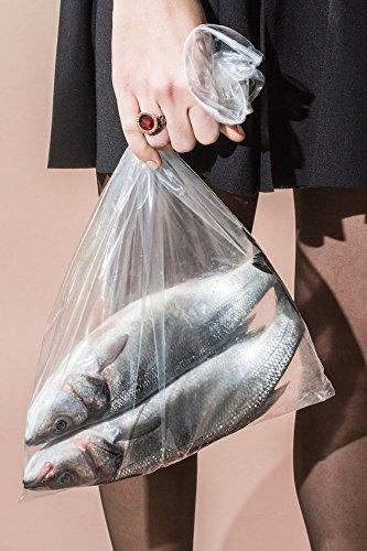 Piokio 12 x 15 100pcs Clear Heavy Duty Large Resealable Ziplock Plastic Bag Reclosable Zip Bags 4Mil