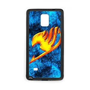 Fairy Tail Samsung Galaxy Note 4 Cell Phone Case Black DIY Gift xxy002_0363397