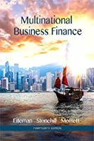 Multinational Business Finance, 14th Edition Front Cover
