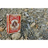 Bicycle 1800 Vintage Series Playing Cards by Ellusionist.com (BLUE)