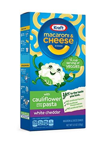 Top 7 recommendation cauliflower kraft