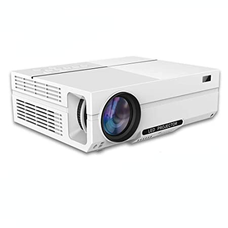 ZDZHU Full HD Proyector LED Proyector de película con 5500 ...