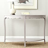 Safavieh American Homes Collection Christina Quartz Grey Console Table