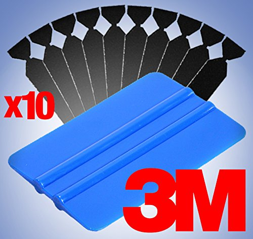 Blue /& Feltx10 VViViD 3M Professional Vinyl Wrap Tool Kit Choose Your Bundle