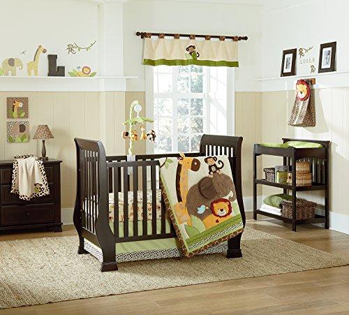 Crown Crafts NoJo Kulala Crib Bedding Set