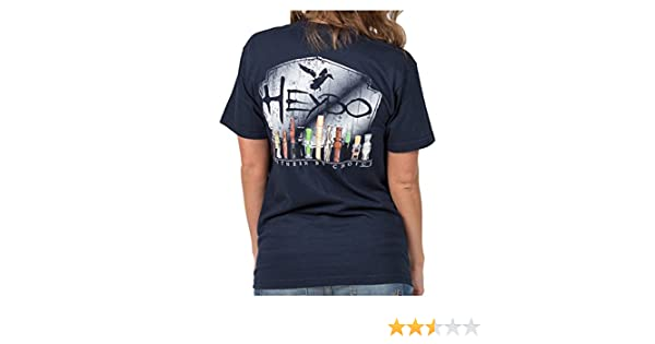 cacd6197 Amazon.com: Heybo Southern by Choice Duck Calls Short Sleeve T-Shirt:  Clothing