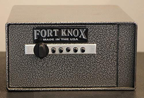 Fort Knox Personal Pistol Safe (Renewed)