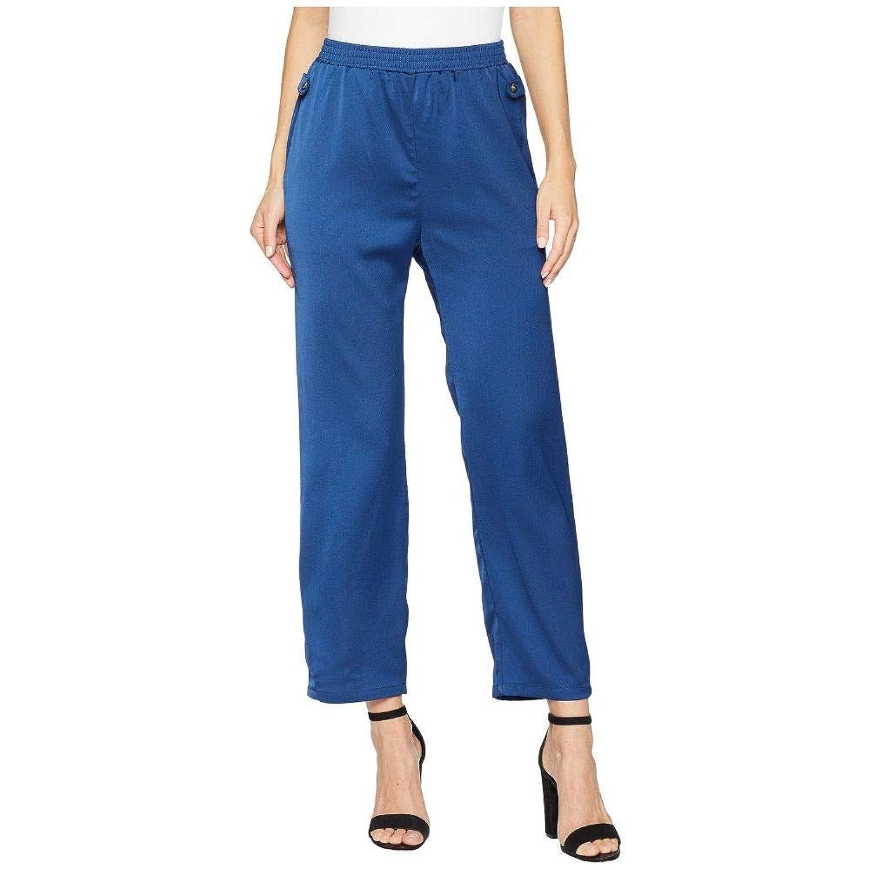 (ロメオアンドジュリエットクチュール) ROMEO & JULIET COUTURE レディース ボトムスパンツ Front Tie Pants [並行輸入品] B07H2H7993   SMx25.5
