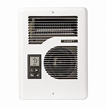 Image of Cadet CEC163TW Energy Plus Wall Heater Home and Kitchen